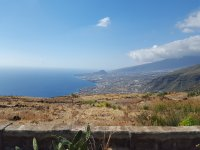 Vista Camino Viejo Candelaria