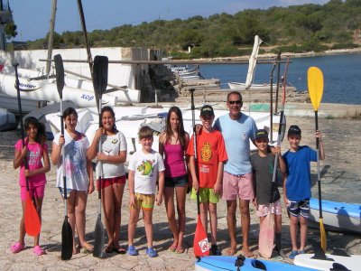 Portocolom Diving Club Kayaks