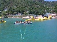 Testing the glider