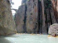 Olvena Canyon