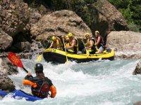 奥尔韦纳峡谷漂流和划皮艇