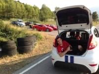 Conduce un coche de lujo en Burgos