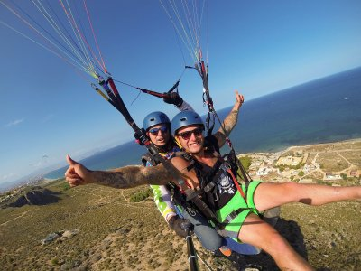 30m Two-Seater Paragliding Flight in Benidorm