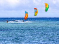 Evolucion del kite en el agua