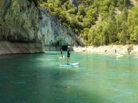 Spectacular SUP routes through the Pyrenees