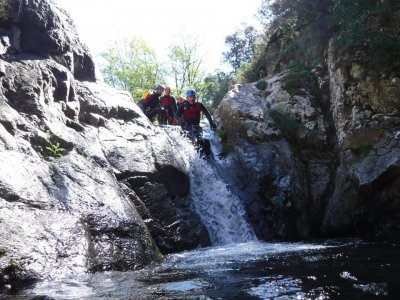Trekking acuático del puente del Clop, 2-3 horas