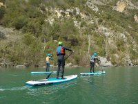 Progressing with SUP boards