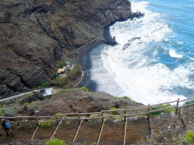 Playas de La Gomera