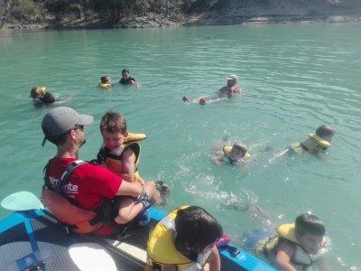 Spot Sup Pirineos Campamentos Multiaventura