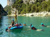 Canyoning and SUP