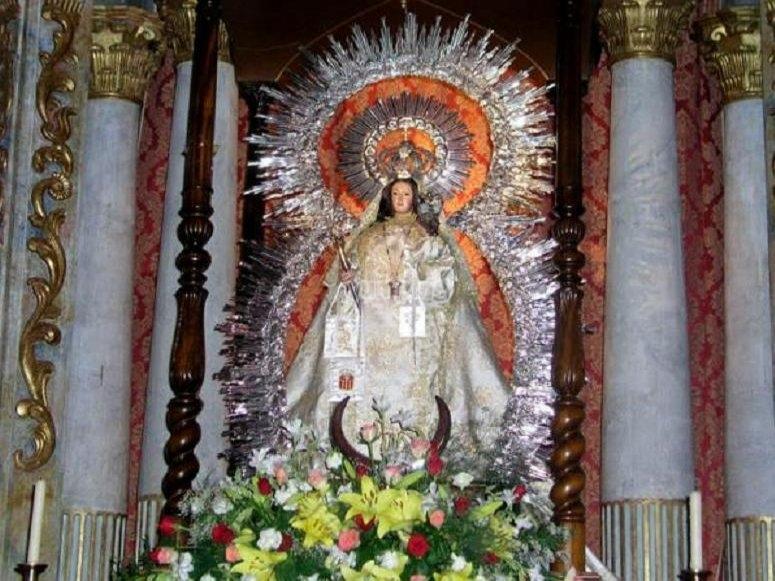 Virgen de La Gomera