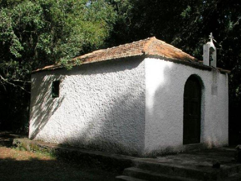 Ermita en La Gomera