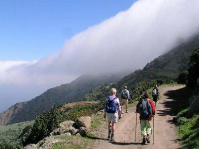 Senderismo por el Salvaje Noroeste de La Gomera