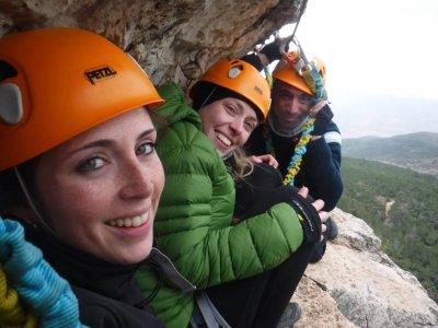 Multiaventuras intermedio montañas de Prades finde