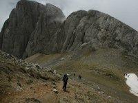 Senderismo a la cumbre Pedraforca