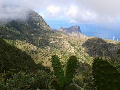 Excursión safari en La Gomera desde Santiago