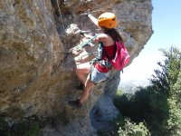 Via ferrata advanced Cal Curt Vallcebre 2-3h