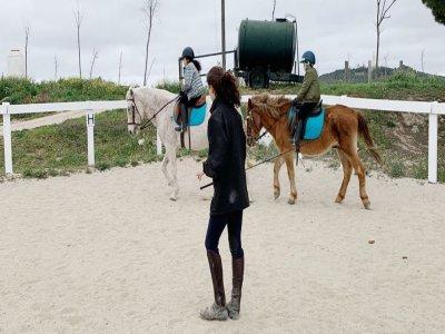 Hípica Getafe Clases de Equitación