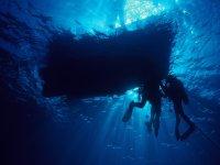 Final de la inmersión