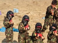 Special paintball for kids