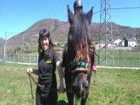 第一次骑马