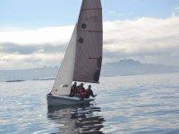 Navegación en vela