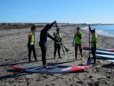 Club Windsurfing Mar Azul  Paddle Surf