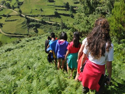 Campamento urbano aventuras Mariña Lucense semanal