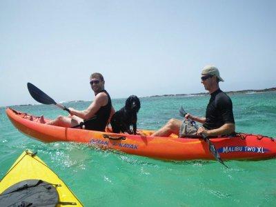Kayak Fuerteventura Piragüismo