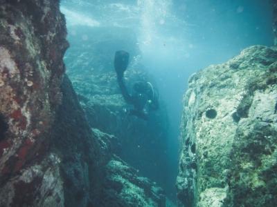 开放水域潜水员坎布里尔斯潜水课程4天
