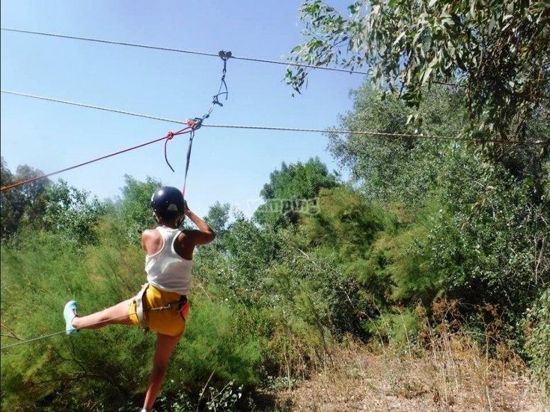 Aventuras en Sierra de Grazalema