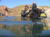 浮潜潜水穆尔西亚阿尔梅里亚