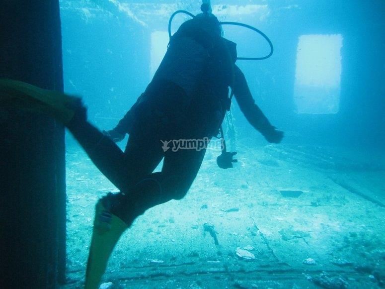 潜水更安全,更有趣