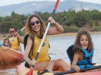 Travesia en canoa aguas tranquilas cerca de Madrid