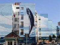 Ruta en bici eléctrica por los murales de Estepona