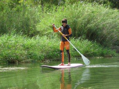 Alquiler de material SUP en Delta del Ebro 1 día