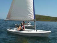 Light sailing courses