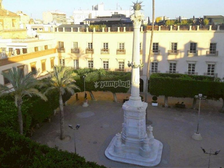 Plaza Vieja de Almeria