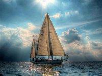 paso en barco