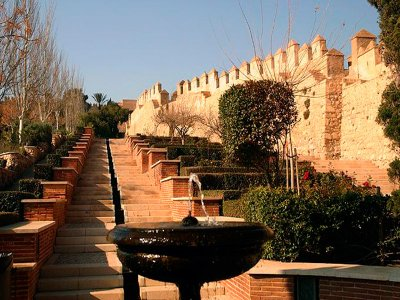 Guided tour through Alcazaba in Almería, 1h30min