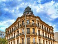 Visita el centro histórico de Almería