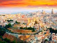 Tour a Toledo de un día desde Madrid en bus