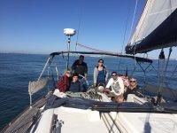 Paseo en velero en Cádiz