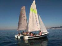 Sailboat courses