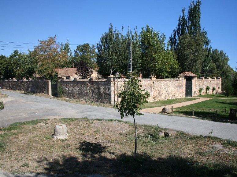 Cabanillas del Monte的Finca Esquileo