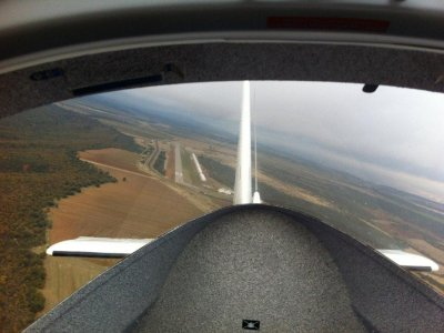 30 mín de pilotaje en ultraligero Sierra de Ayllón