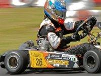 piloto karting