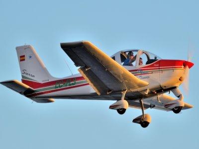 Volo in aereo Berriel Pilancones Maspalomas 45min