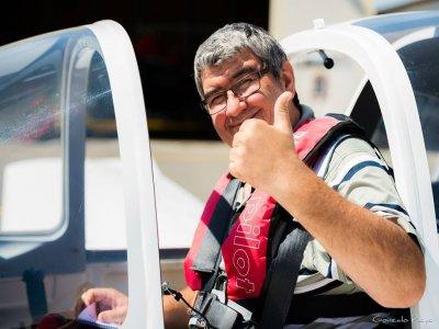 Pilota per un giorno a sud di Gran Canaria 1h 30min