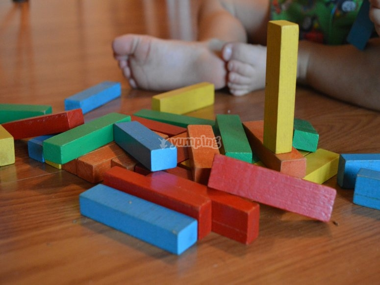 Taller de construcciones
